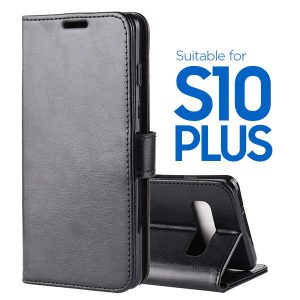 Wallet Flip Case for Samsung Galaxy S10 Plus