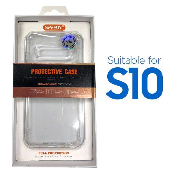 Samsung Galaxy S10 Anti-Vibration Dustproof Protective Case