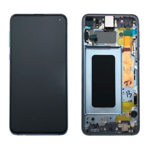 Genuine Samsung Galaxy S10E G970 LCD Screen with Digitizer Prism Blue