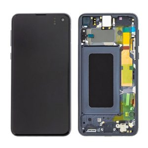 Genuine Samsung Galaxy S10E G970 LCD Screen with Digitizer Prism Black