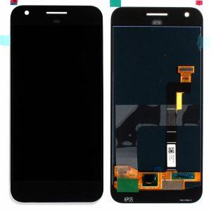 Genuine Google Pixel LCD Digitizer Assembly Black