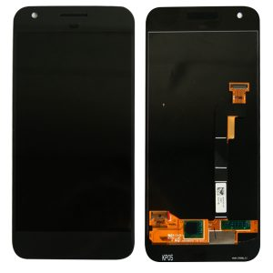 Genuine Google Pixel XL LCD Digitizer Assembly Black