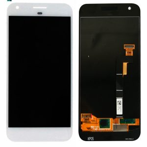 Genuine Google Pixel XL LCD Digitizer Assembly Silver