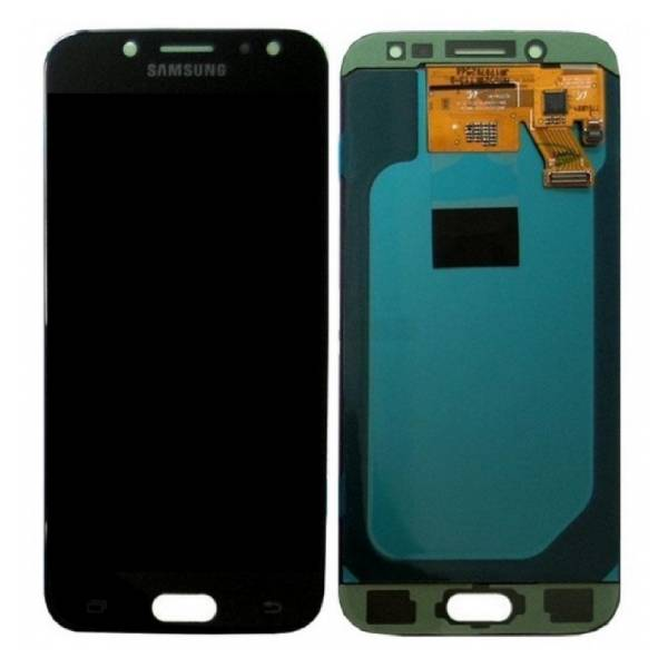 Genuine Samsung Galaxy J7 2017 J730 LCD With Digitizer Black / MPN: MPN: GH97-20736A / Color: Black delivered in UK, EU and the rest of the world.