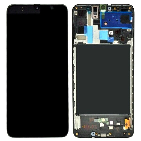 Genuine Samsung Galaxy A80 A805 LCD Digitizer Black
