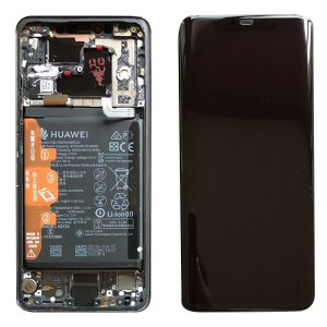 Genuine Huawei Mate 20 PRO LCD Screen and Digitizer Black plus Battery