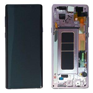 Genuine Samsung Galaxy Note 9 N960 LCD Digitizer Lavender