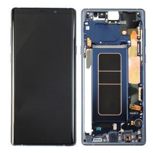 Genuine Samsung Galaxy Note 9 N960 LCD Digitizer Ocean Blue