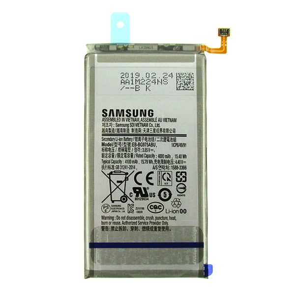 Genuine Samsung Galaxy S10+ Plus G975 Battery 4100mAh