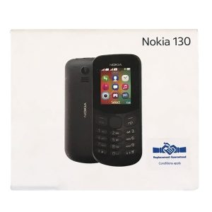Nokia 130 New Boxed Black