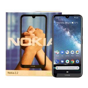 Nokia 2.2 16GB Dual Sim New Boxed Black Steel