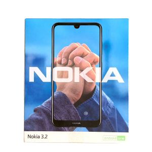 Nokia 3.2 16GB Dual Sim New Boxed Black