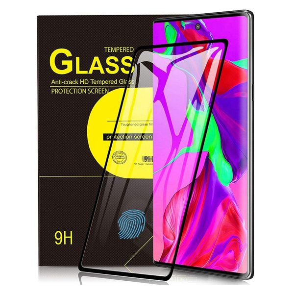 Samsung Galaxy Note 10 Pro Tempered Glass