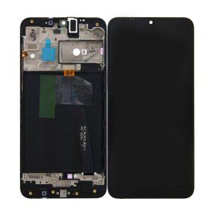 Genuine Samsung Galaxy A10 A105 LCD Screen with Digitizer Black