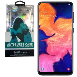 Samsung Galaxy A10 Anti-Burst Protective Case