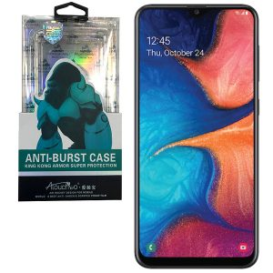 Samsung Galaxy A20 Anti-Burst Protective Case