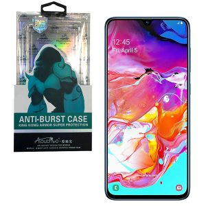Samsung Galaxy A70 Anti-Burst Protective Case
