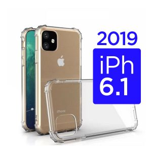 New iPhone 11 Pro 6.1 inch 2019 Clear Gel Protective Case