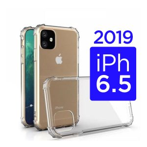 New iPhone 11 Pro Max 6.5 inch 2019 Clear Gel Protective Case
