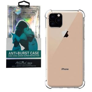 iPhone 11 5.8 inch 2019 Anti-Burst Protective Case Clear