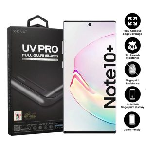 Samsung Galaxy Note 10+ Plus Note+ Plus 10 5G Full Glue UV Tempered Glass Screen Protector