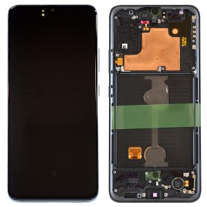 Genuine Samsung Galaxy A90 5G A908 LCD Screen and Digitizer Black | MPN: GH82-21092A | Price: £99.49 | In Stock |