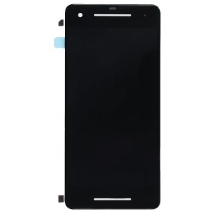 Genuine Google Pixel 2 LCD Digitizer Assembly Black Blue White