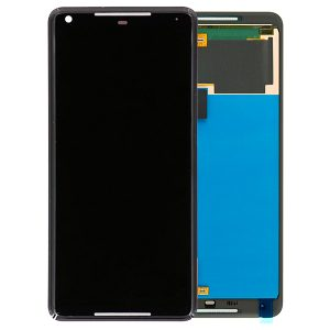 Genuine Google Pixel 2 XL LCD Digitizer Assembly Black White