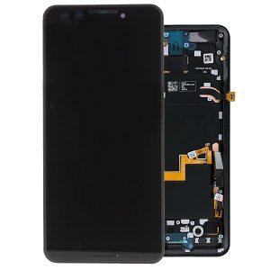 Genuine Google Pixel 3 LCD Digitizer Assembly Just Black