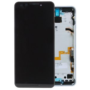 Genuine Google Pixel 3 LCD Digitizer Assembly Clearly White