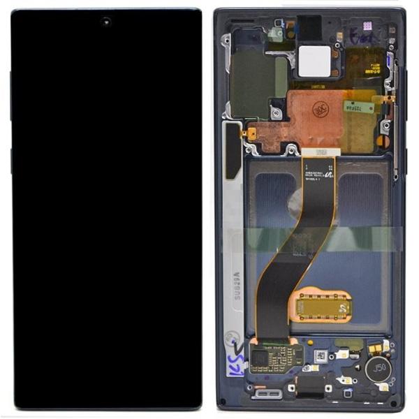 Genuine Samsung Galaxy Note 10 Plus N975 LCD Digitizer Black