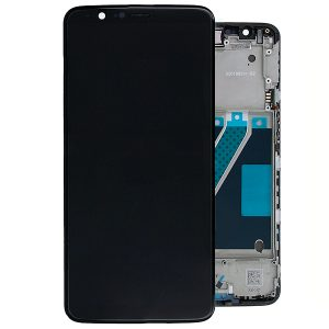 Genuine OnePlus 5T LCD and Digitizer Assembly