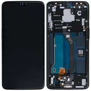 Genuine OnePlus 6 LCD and Digitizer Assembly