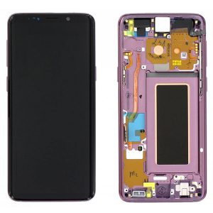 Genuine Samsung Galaxy S9 G960 LCD Screen and Digitizer Pink Gold