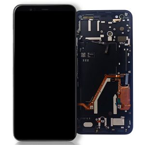 Genuine Google Pixel 4 XL LCD Digitizer Assembly Black