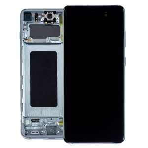 Genuine Samsung Galaxy S20 Plus G986 SuperAmoled Lcd Screen With Digitizer Grey