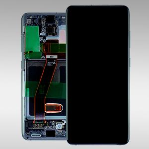 Samsung Galaxy S20 G980 LCD Display
