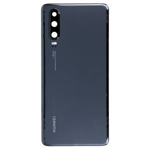 Genuine Huawei P30 Battery Back Cover Black