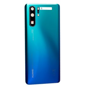 Genuine Huawei P30 Pro Battery Back Cover Aurora Blue