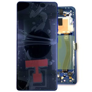 Genuine Samsung Galaxy S10 Lite G770 LCD Screen with Digitizer Prism Blue