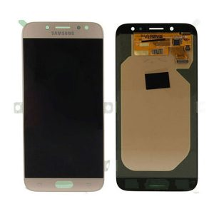Genuine Samsung Galaxy A7 2017 A720 LCD Screen Digitizer Gold / MPN: GH97-19723B/19811B Color: Blue delivered in UK, EU and the rest of the world.