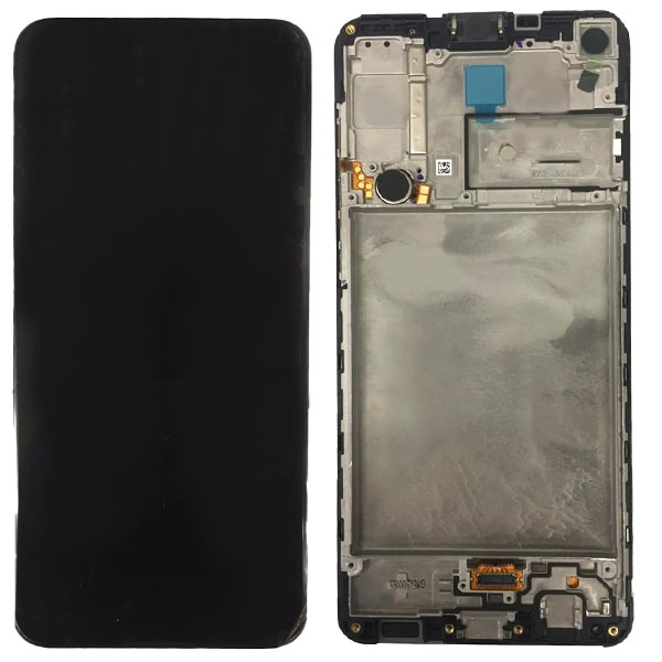 Genuine Samsung Galaxy A21s 2020 A217 Lcd Screen with Digitizer in Black