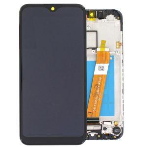 Genuine Samsung Galaxy A01 2020 A015 LCD Display with Digitizer Black