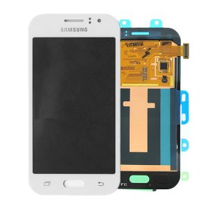 Genuine Samsung Galaxy J1 Ace J110 LCD Screen and Digitizer White