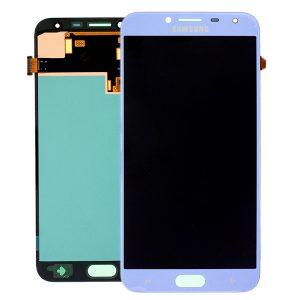 Genuine Samsung Galaxy J4 J400 LCD Screen Digitizer Lavender Gray Light Violet