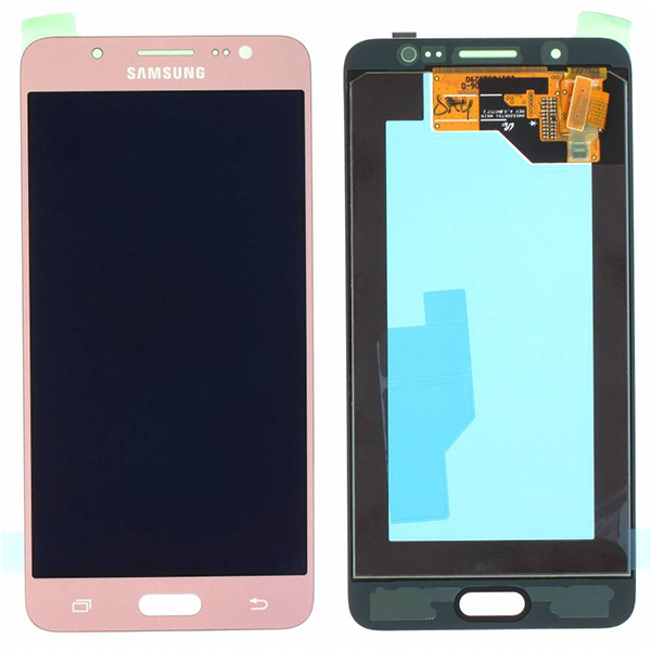 Genuine Samsung Galaxy J5 2016 J510 SuperAmoled Lcd Screen Digitizer Rose Pink