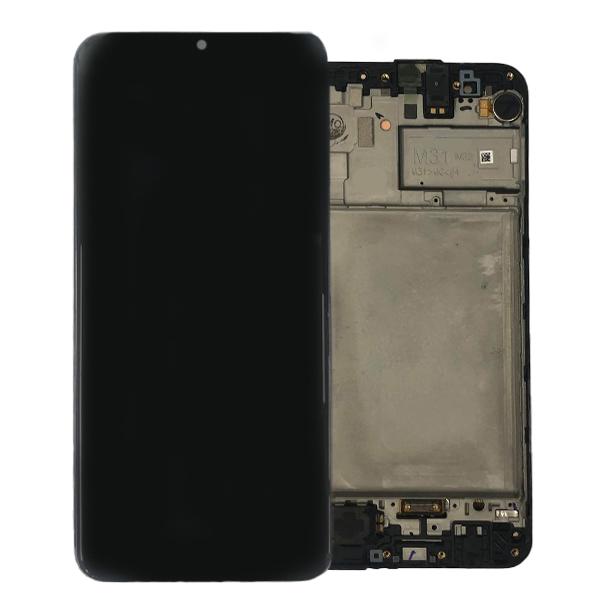 Genuine Samsung Galaxy M31 2020 M315 LCD Screen with Digitizer in Black