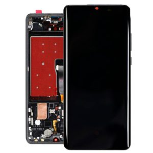 Genuine Huawei P40 Pro LCD Screen and Digitizer in Black plus Battery