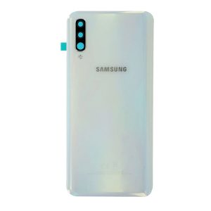 Genuine A307 Samsung Galaxy A30S Battery Back Cover White
