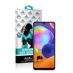 Samsung Galaxy A31 anti burst case